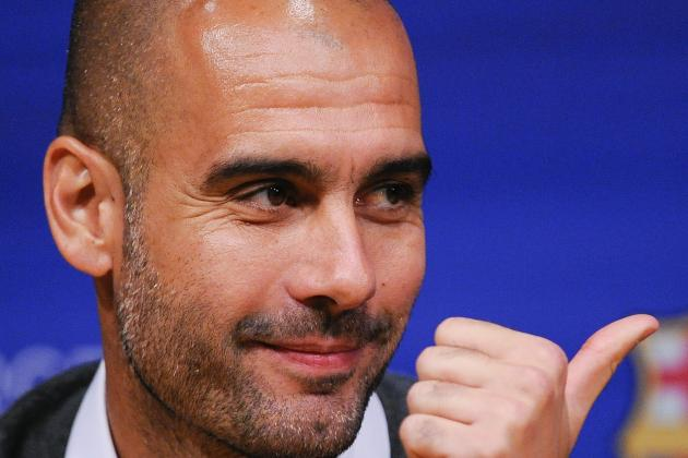 Pep Guardiola Like 'a Madman' Ahead of Bayern Munich Arrival