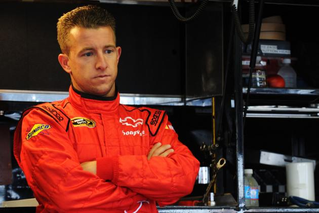 Allmendinger to Drive Labonte's Car