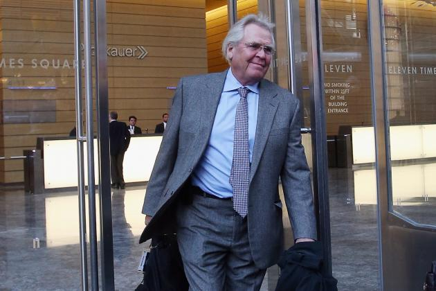 Report: Sather Considers Giving Up NY Rangers GM Job