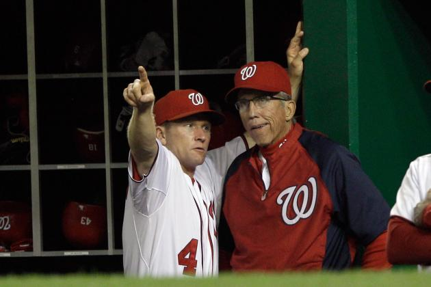 How Rick Eckstein Expects the Nationals' Offense to Come Around