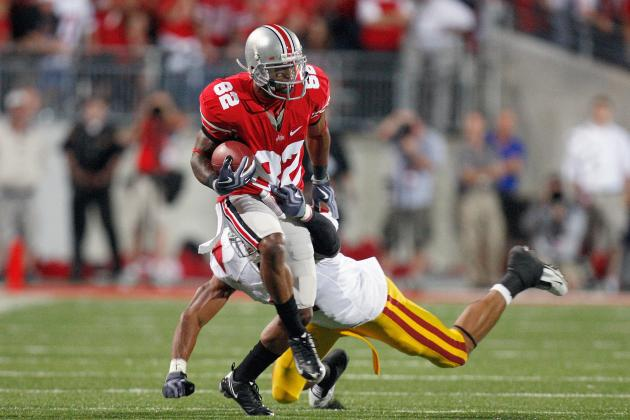 Ex-Ohio State Receiver Indicted on Drugs, Weapons Charges