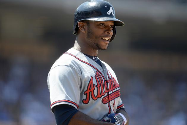 J. Upton Maintains ASG Voting Lead in NL Outfield