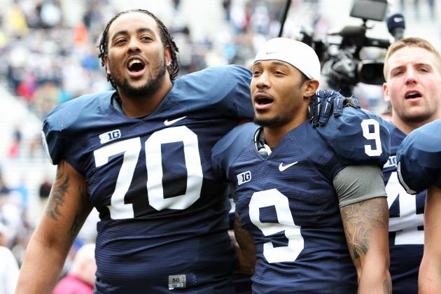 Nate Cadogan's Departure Will Hurt Penn State in the Numbers