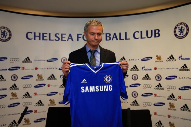 Jose Mourinho: Has