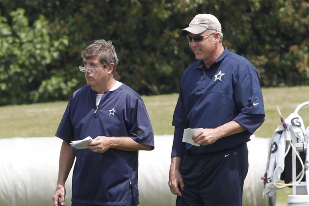 Callahan Will Bring a 'Toughness' to Cowboys Play Calling