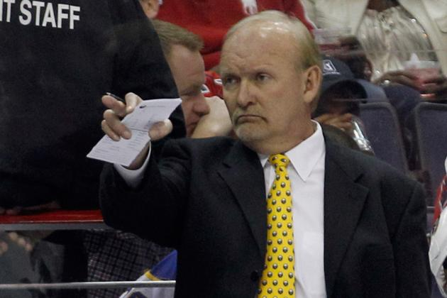 Rangers to Speak with Ex-Sabres Coach Lindy Ruff