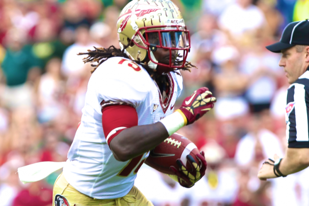 Florida State Wide Receiver Greg Dent Arrested on Sexual Assault Charges