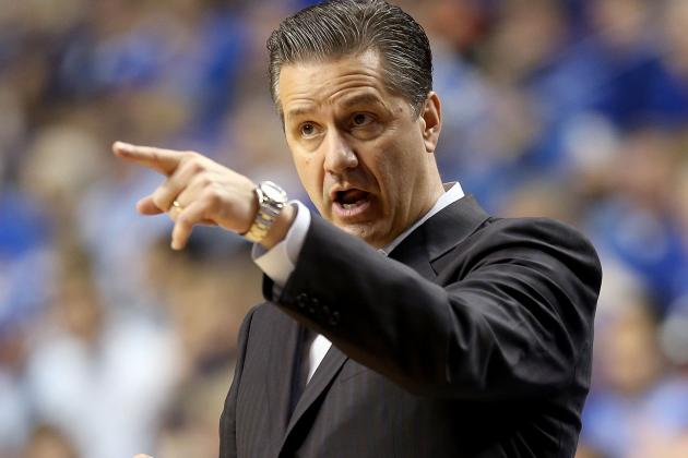 UK Coach John Calipari Says Biggest Question About Upcoming Season