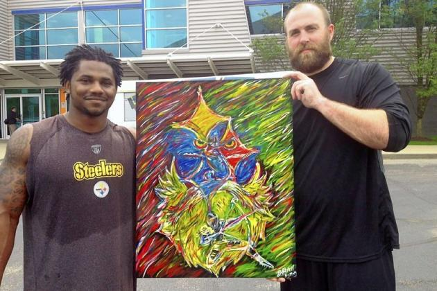 Baron Batch's Art Featured at Festival in Texas
