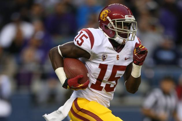 Steven Mitchell's Knee Injury Makes Trojans Awfully Thin at WR