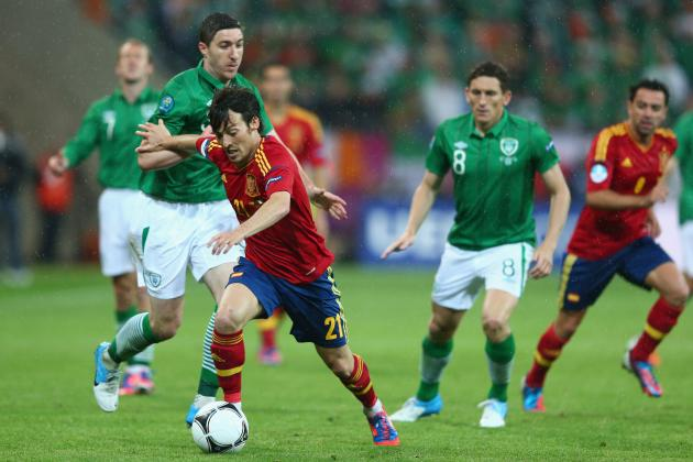 Spain vs. Republic of Ireland: Complete Preview of Friendly at Yankee Stadium