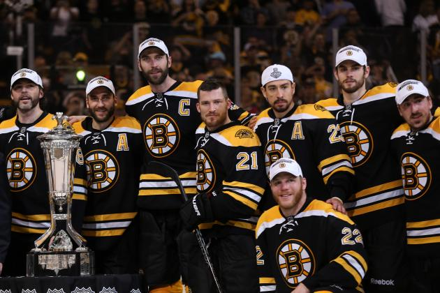 Bruins Can Feed off Energy in Chicago