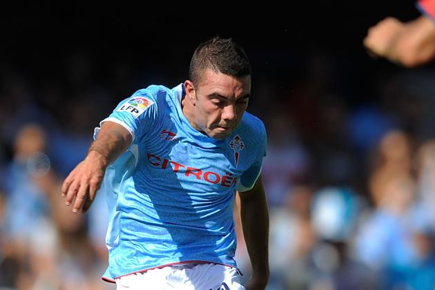 Liverpool Transfer News: Iago Aspas Won't Elevate Reds to Champions League