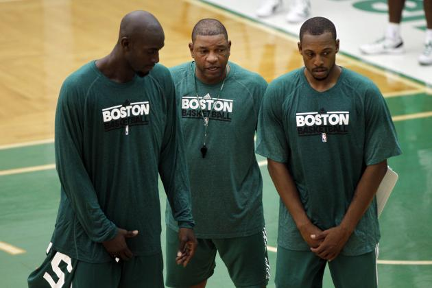 Celtics Paul Pierce Decision Will Determine Fate of Doc Rivers And Kevin Garnett