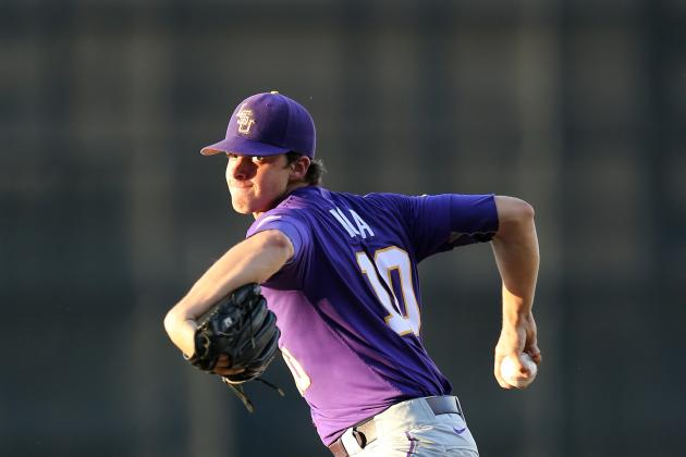 College World Series 2013: Ranking Top Pitching Staffs in Omaha