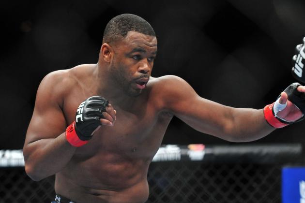 Dan Henderson and Rashad Evans Set for a High-Risk Showdown at UFC 161