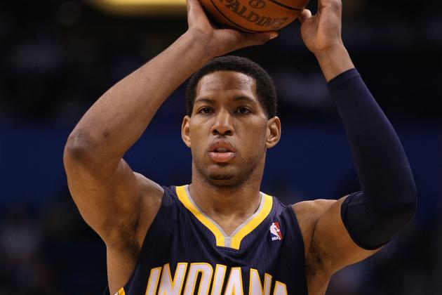 Granger Understands Trade Is Possible, but Seems to Want to Stay with Pacers
