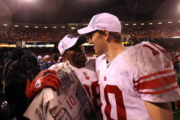 Eli Manning Expects Hakeem Nicks at Giants' Minicamp