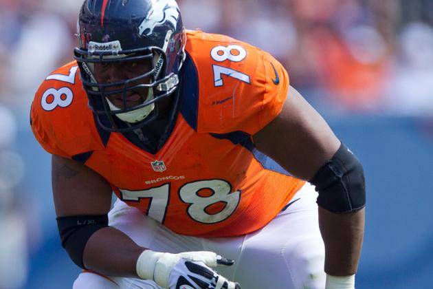 Ryan Clady Won't Attend Broncos Minicamp
