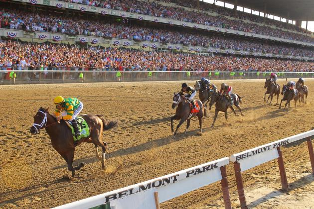 Belmont Stakes 2013 Results: How Every Horse Finished Final Leg of Triple Crown
