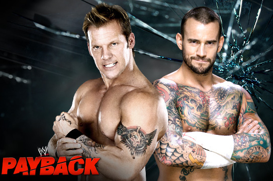 WWE Payback 2013 Results: CM Punk Defeats Chris Jericho