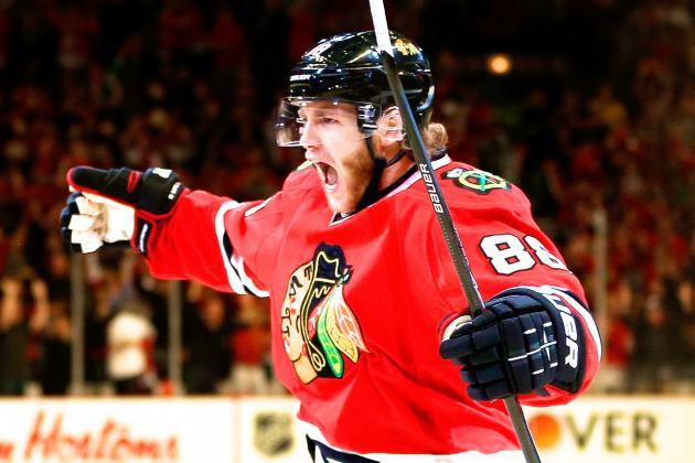 Blackhawks vs. Bruins: How a Red-Hot Patrick Kane Changes Chicago's Plans