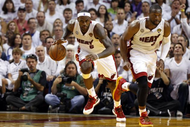 Are Miami Heat Poised for a Repeat of 2012 NBA Finals, Ready to Steamroll Spurs?