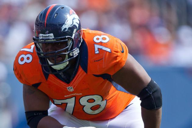 Ryan Clady Won't Go to Minicamp, 'More Than Likely' Will Go to Training Camp