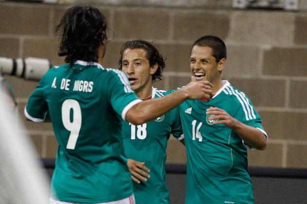 Mexico vs. Costa Rica: Complete World Cup Qualifying Preview
