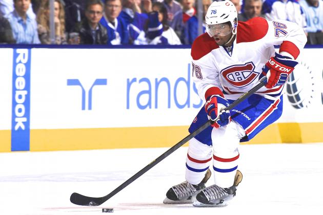 Canadiens' Subban Will Win Norris Trophy