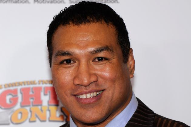 World Series of Fighting President Ray Sefo Will Fight in August on WSOF 4