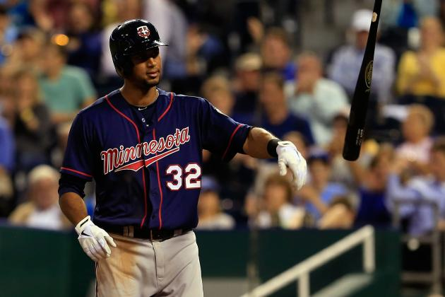 Twins Place Aaron Hicks (Left Hamstring) on 15-Day DL
