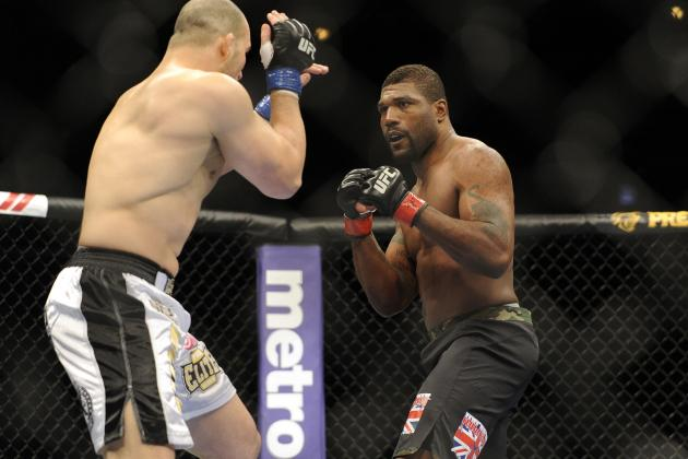 Rampage Jackson: Is He Too Old to Learn How to Be a Pro Wrestler?