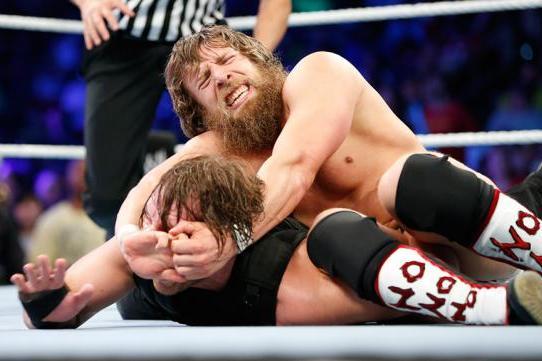 Daniel Bryan Should Be Dean Ambrose's 1st U.S. Title Challenger