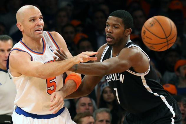 Report: Nets Met with Jason Kidd on Monday