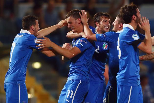 Norway vs. Italy: Date, Time, Live Stream, TV Info, Preview for Euro U-21 Match