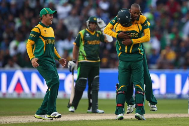 ICC Champions Trophy 2013: Pakistan vs. South Africa Score, Points Table, More