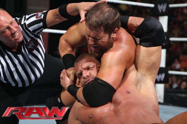 Why Triple H Can Help WWE's New Stars