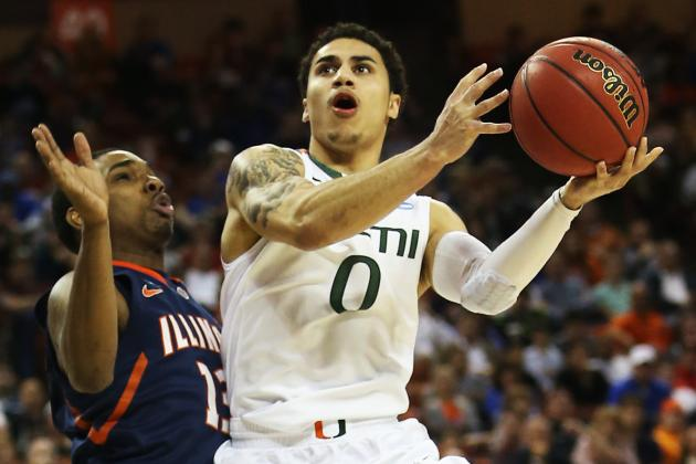 Shane Larkin Buzz Grows, First Round Pick Almost Certain