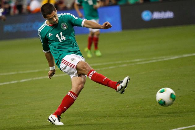 Mexico vs. Costa Rica: Date, Time, TV Info, Live Stream and Preview