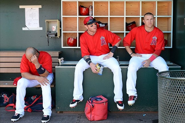 The One Player Angels Fans Are Losing Their Patience with