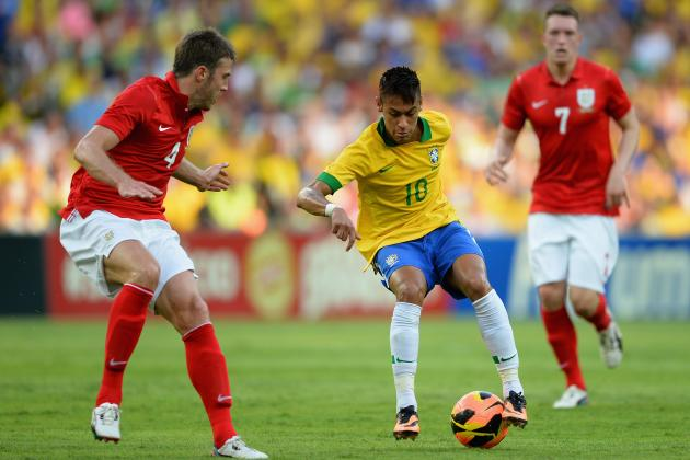 Neymar Is Ready to Lead Brazil to Confederations Cup Trophy