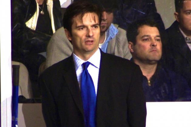 Dallas Eakins Officially Announced As New Head Coach of the Edmonton Oilers