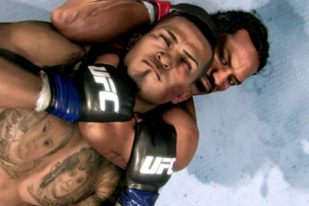 EA Sports UFC Trailer Revealed at E3 in Los Angeles
