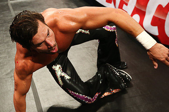 Fandango Injury: Updates on WWE Star's Concussion