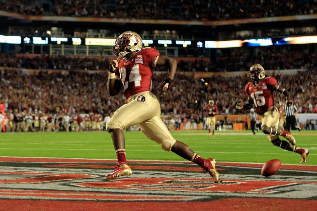 Greg Dent's Felony Charges to Affect FSU's Plans at WR This Season?