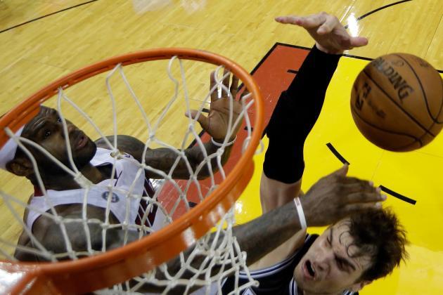 2013 NBA Finals: Miami Heat Still in Trouble Despite Game 2 Win