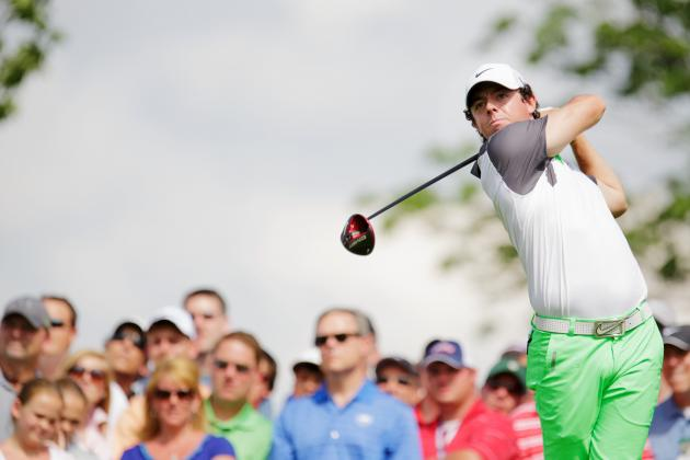 US Open Golf Predictions 2013: Projections for Top Stars Based on Vegas Odds