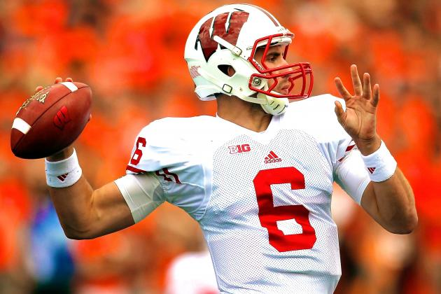 QB Danny O'Brien Reportedly Leaves Wisconsin Football Program