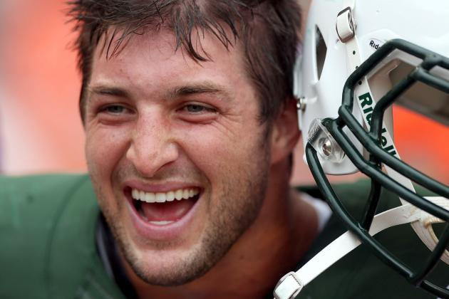 Tim Tebow in Perfect Situation with New England Patriots